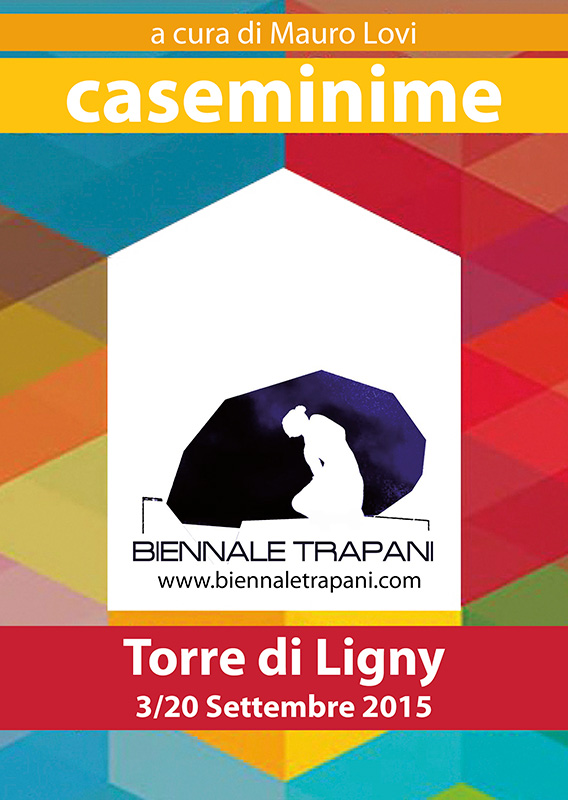Seconda Biennale d'Arte Contemporanea 2015 - Trapani