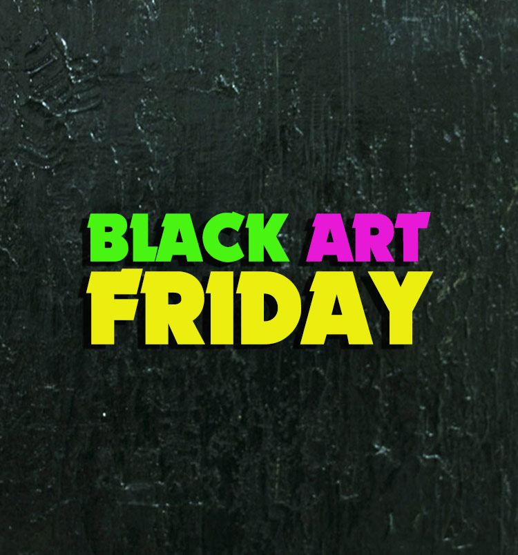 Black Art Friday
